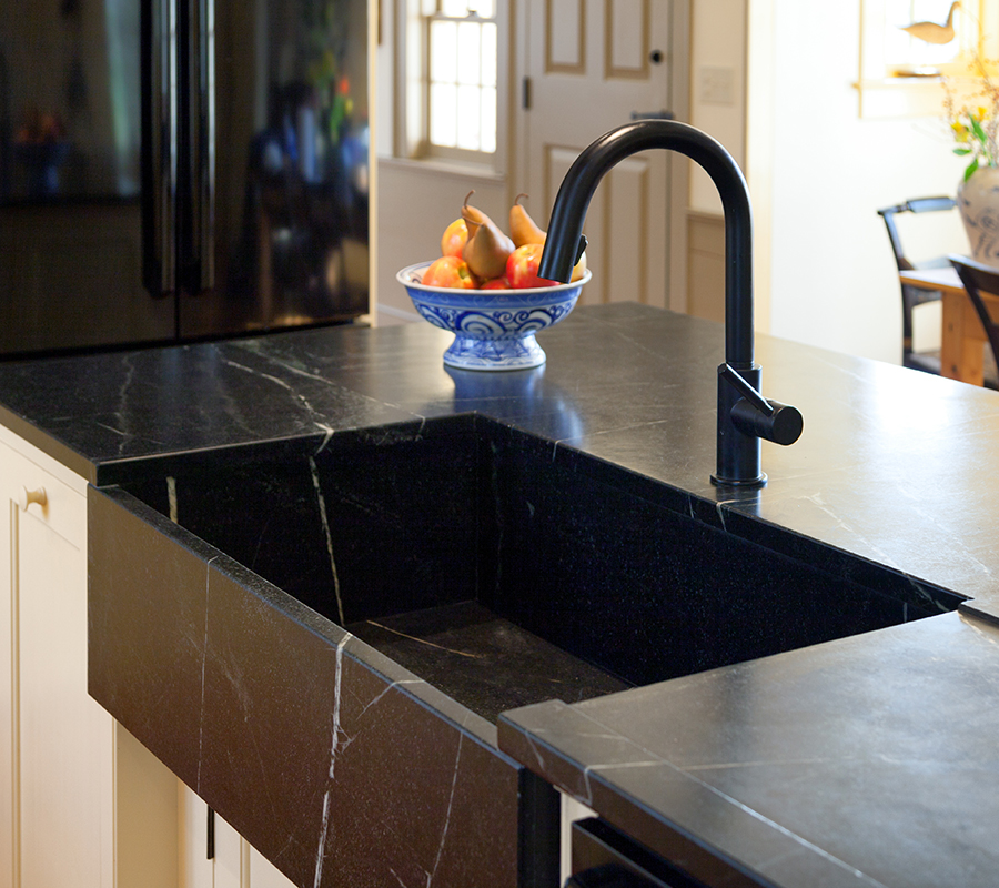 Gentil Soapstone Is Unique, With Properties Unlike Other Stones Such As Limestone,  Granite, Marble, Bluestone, Or Slateu2026 One Of The Most Popular Materials It  ...