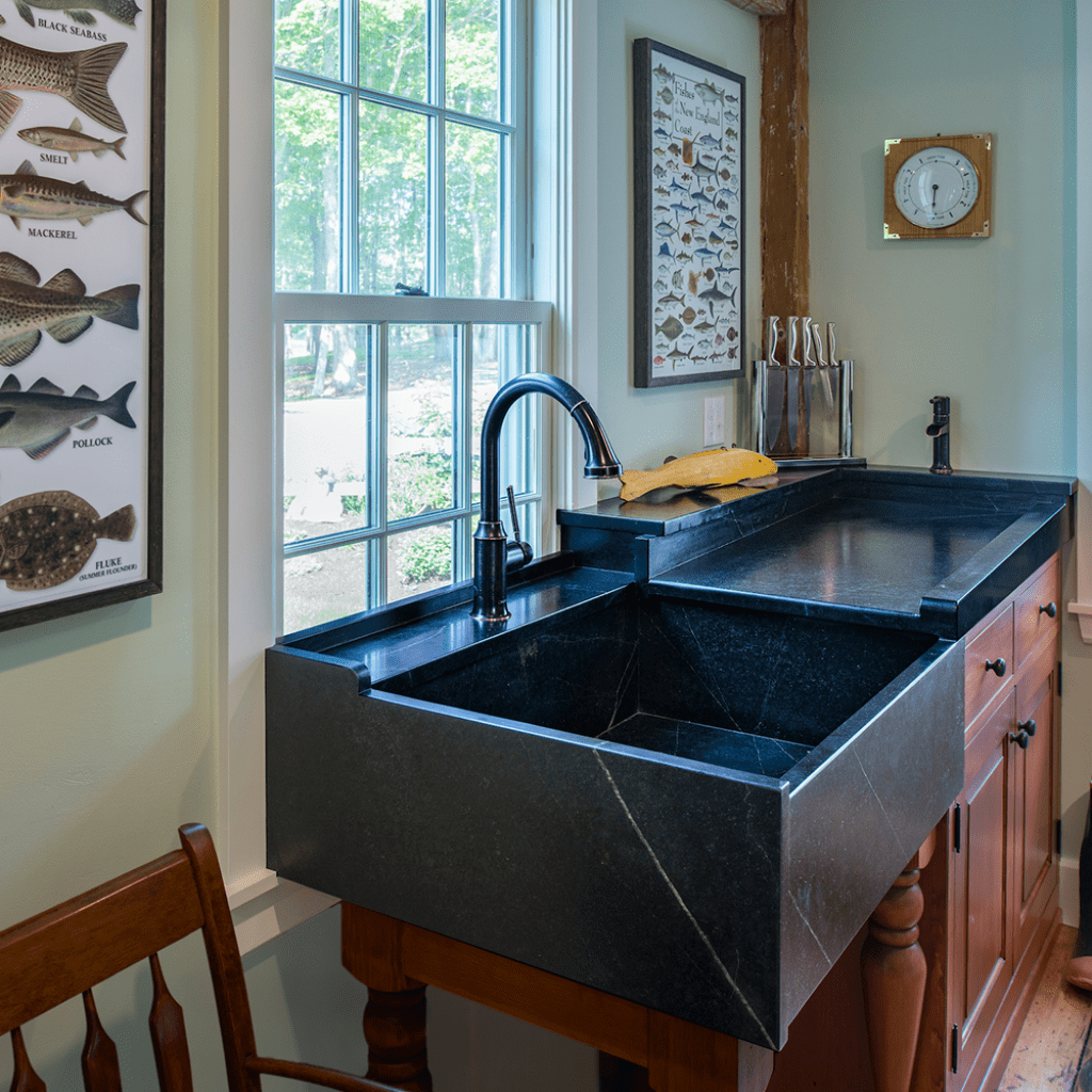 Home - Morningstar Soapstone Countertops With Marble Backsplash on white with soapstone countertops, wood flooring with soapstone countertops, dark cabinets with soapstone countertops, blue soapstone countertops, kitchen with soapstone countertops, sinks with soapstone countertops,