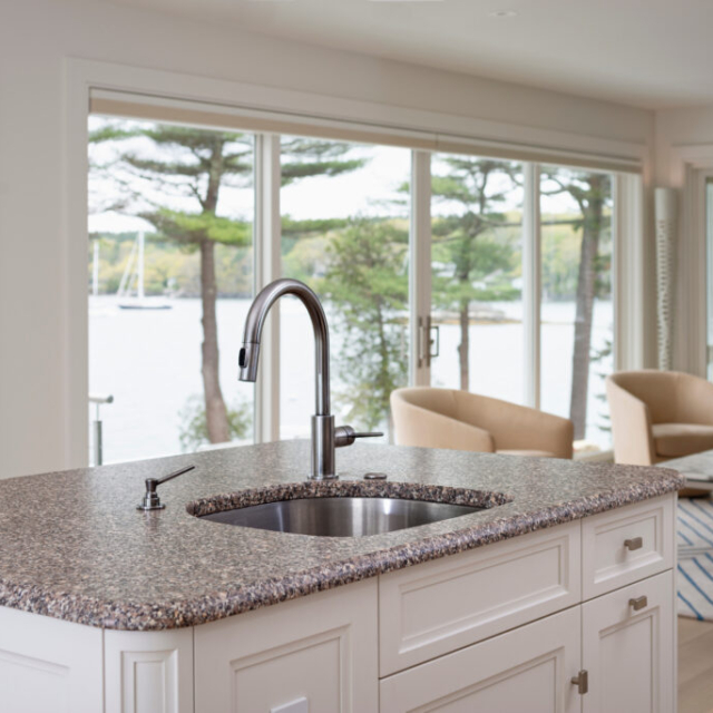 Maine Coastal Kitchen